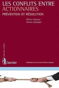 Les conflits entre actionnaires - Prévention et résolution.pdf