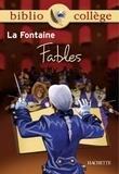 Olivier Chapuis et Jean de La Fontaine - Bibliocollège - Fables, La Fontaine.