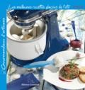 Olivier Chaput et Dominique Frerard - Les meilleures recettes glacées de l'été.