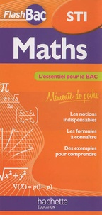 Olivier Charmarty et Boris Hanus - Maths STI.