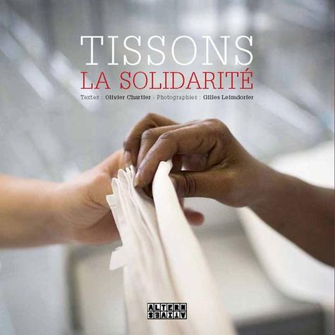 Olivier Chartier - Tissons la solidarité.