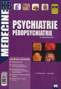 Olivier Chatillon et Filipe Galvao - Psychiatrie Pédopsychiatrie.
