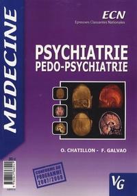 Psychiatrie-Pédopsychiatrie - Olivier Chatillon pdf epub