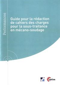 Feriasdhiver.fr Guide pour la rédaction de cahiers des charges pour la sous-traitance en mécano-soudage Image