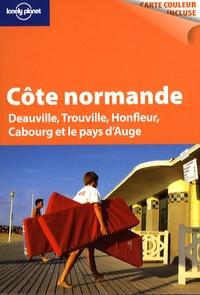 Olivier Cirendini - Côte normande - Deauville, Trouville, Honfleur, Cabourg et le pays d'Auge.