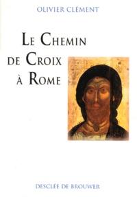 """Olivier Clément - Le chemin de croix à Rome - """"via crucis"""", 1998."""