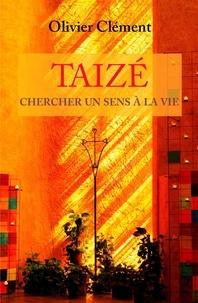 Olivier Clément - Taizé - Chercher un sens à la vie.