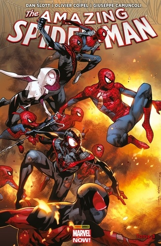 The Amazing Spider-Man (2014) T03 - Olivier Coipel, Giuseppe Camuncoli - 9782809464962 - 12,99 €
