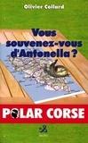 Olivier Collard - Vous souvenez-vous d'Antonella.
