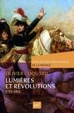 Olivier Coquard - Lumières et révolutions (1715-1815).