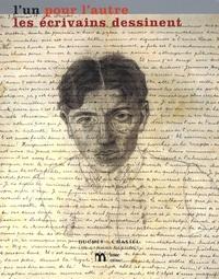 Olivier Corpet - L'un pour l'autre, les écrivains dessinent.