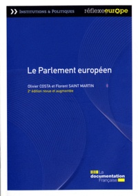 Olivier Costa et Florent Saint-Martin - Le Parlement européen.