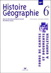 Era-circus.be HISTOIRE-GEOGRAPHIE 6EME FONDS DE CARTES ET DOCUMENTS A COMPLETER Image