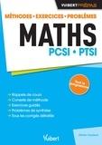 Olivier Coulaud - Maths PCSI PTSI - Méthodes, exercices, problèmes.