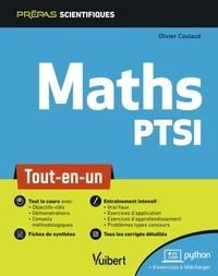 Olivier Coulaud - Maths PTSI - Tout-en-un.