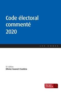 Olivier Couvert-Castéra - Code électoral commenté.