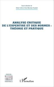 Analyse critique de lexpertise et des normes : théorie et pratique.pdf