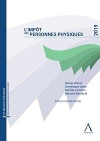 Olivier D'Aout - L'impôt des personnes physiques.