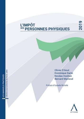 Olivier d' Aout - L'impôt des personnes physiques.