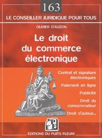 Le droit du commerce électronique.pdf