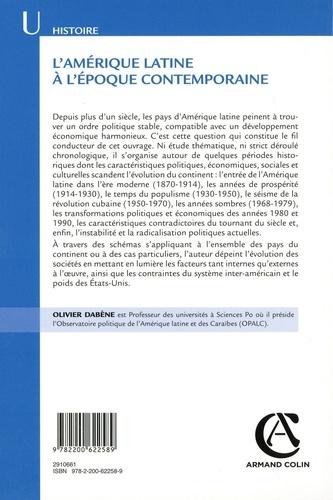 L'amérique latine à l'époque contemporaine 9e édition