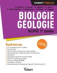 Olivier Dautel - Biologie-Géologie BCPST 1re année.