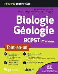 Olivier Dautel - Biologie-Géologie BCPST 2e année - Tout-en-un.