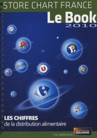 Olivier Dauvers - Store Chart France Le Book - Pack 6 volumes + affiche.