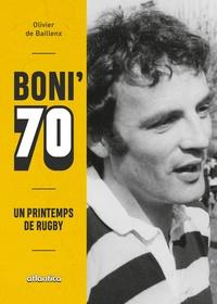 Deedr.fr Boni 70 - Un printemps de rugby Image