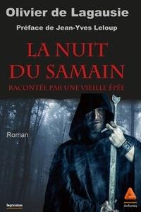 Olivier de Lagausie - La nuit du samain.