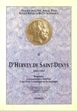 Olivier de Luppé et Angel Pino - D'Hervey de Saint-Denys (1822-1892).