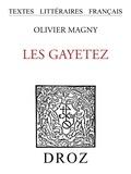 Olivier de Magny - Les Gayetez.