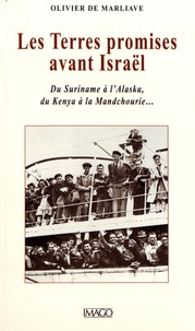 Galabria.be Les Terres promises avant Israël - Du Suriname à l'Alaska, du Kenya à la Mandchourie... Image