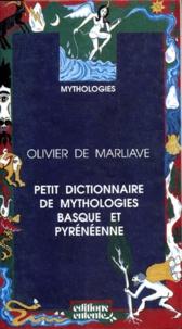 Deedr.fr Petit dictionnaire des mythologies basque et pyrénéenne Image