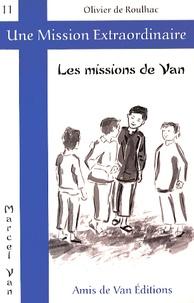 Histoiresdenlire.be Les missions de Van Image