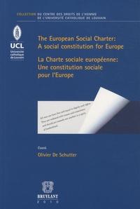 La Charte sociale européenne : une constitution sociale pour lEurope - Edition bilingue français- anglais.pdf