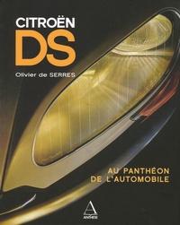 Olivier de Serres - Citroën DS - Au Panthéon de l'automobile.