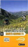 Olivier De Smet et Tito Tomasi - Haute-Savoie - Tome 1, 49 circuits VTT.