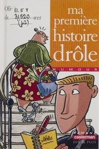 Olivier De Vleeschouwer - Ma première histoire drôle.
