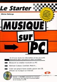 MUSIQUE SUR PC. Avec un CD-ROM.pdf