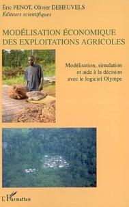 Olivier Deheuvels - Modélisation économiques des exploitations agricoles - Modélisation, simulation et aide à la décision avec le logiciel Olympe.