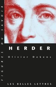 Olivier Dekens - Herder.
