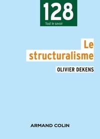 Olivier Dekens - Le structuralisme.