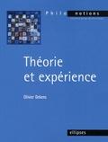 Olivier Dekens - Théorie et expérience.
