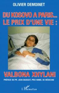 Du Kosovo à Paris, le prix dune vie : Valbona Xhylani.pdf