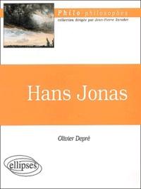 Olivier Depré - Hans Jonas.