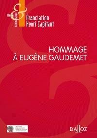 Olivier Descamps et Alain Ghozi - Hommage à Eugène Gaudemet.