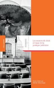 Les sources du droit à laune de la pratique judiciaire.pdf