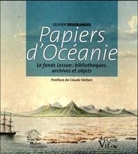 Histoiresdenlire.be Papiers d'Océanie - Le fonds Lesson : bibliothèques, archives et objets Image