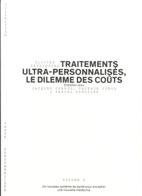 Olivier Dessibourg - Traitements ultra personnalisés, le dilemme des coûts.